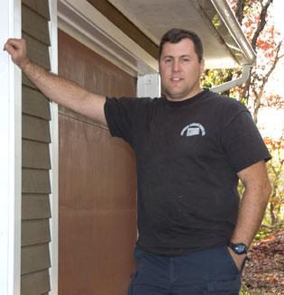 Doug Wood   Sudbury Garage Door